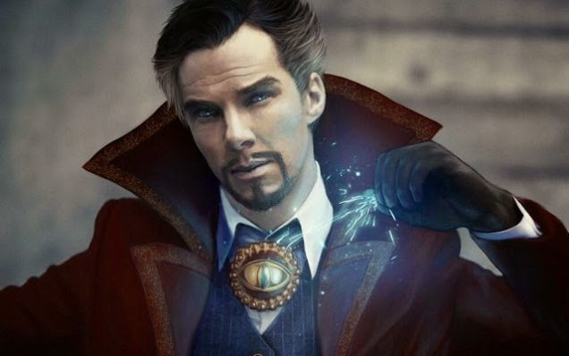 Doctor Stephen Strange (Earth-616)