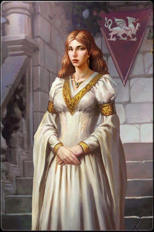 Queen Marjory Scott