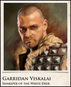 Garridan Viskalai