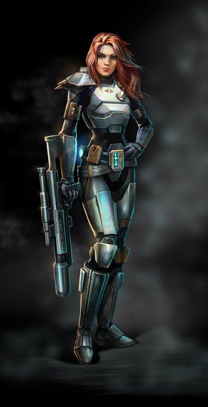 Lieutenant-Commander Liisa Simons-Mahore, MCUF