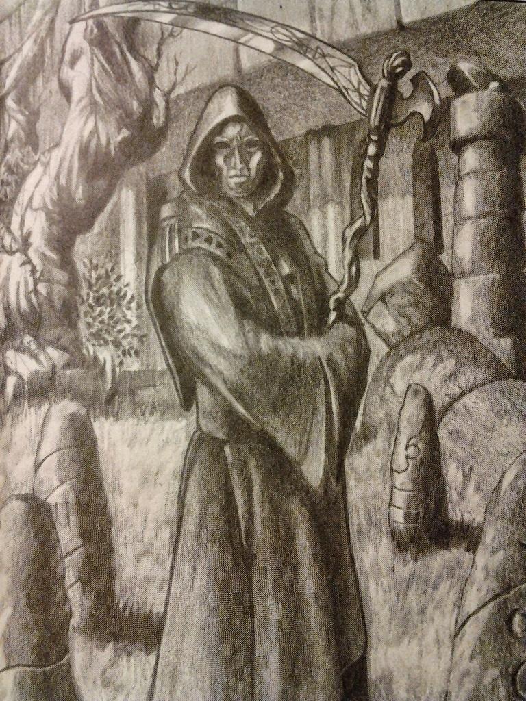 Priest of Dibuk