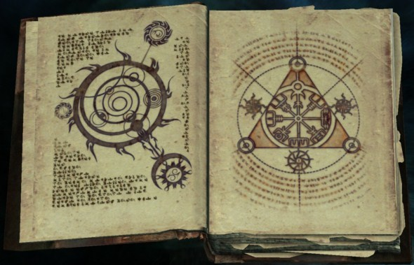 Maganrad's Spell book