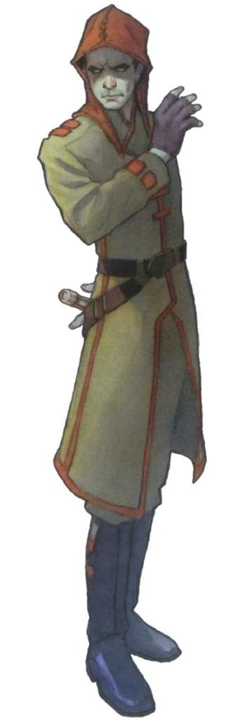 Liutenant Karron Lotharian Vestanbule