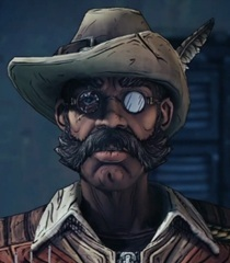 NPC - Captain Roderick Pennington-Smythe