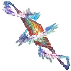 Lachrima Libram Crystal