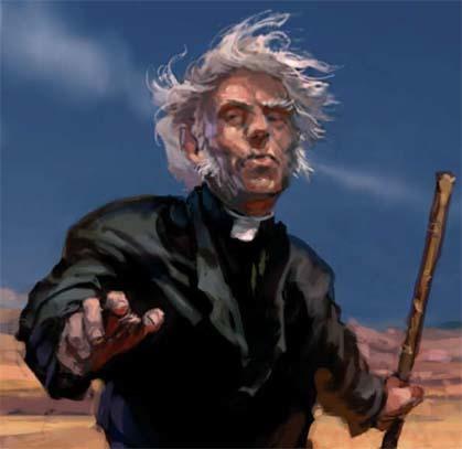 NPC - Reverend Ezekiah Grimme