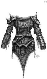 Bloodcut Armor