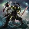Lord Xanamros Darkeyes Tyrantfeller