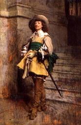 Gaspard de Bléneau, chevalier de Courtenay