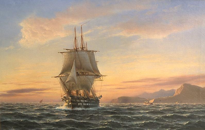 The Sentinel Ship