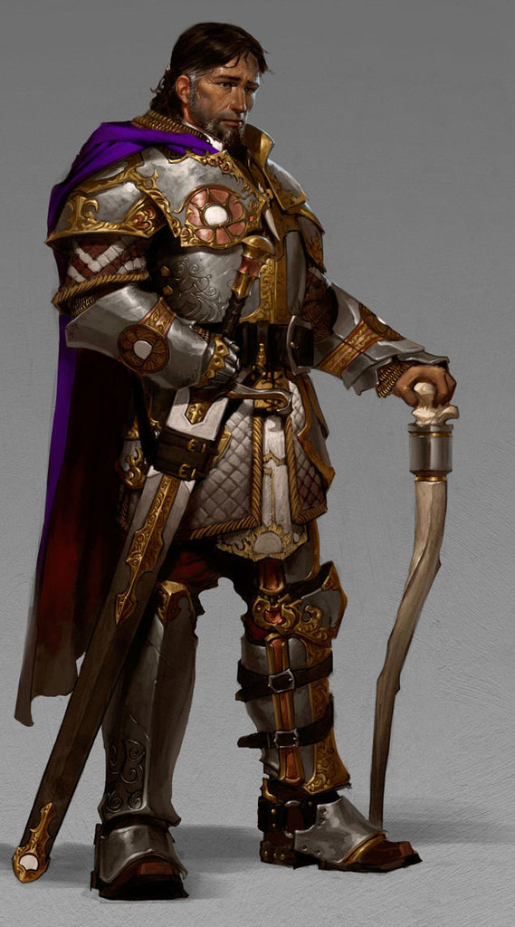 High Lord Darian Adarian
