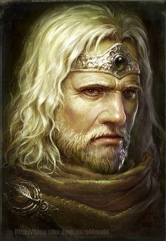 King Jaravar Durth
