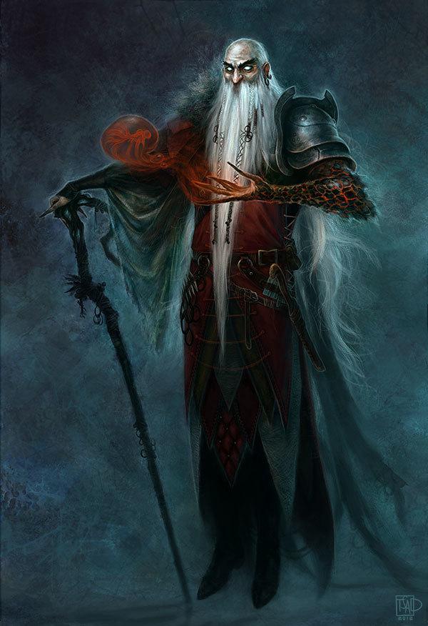 Archimage Beld Magnastar