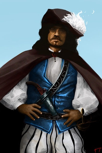 Count Diehl von Ritterbach