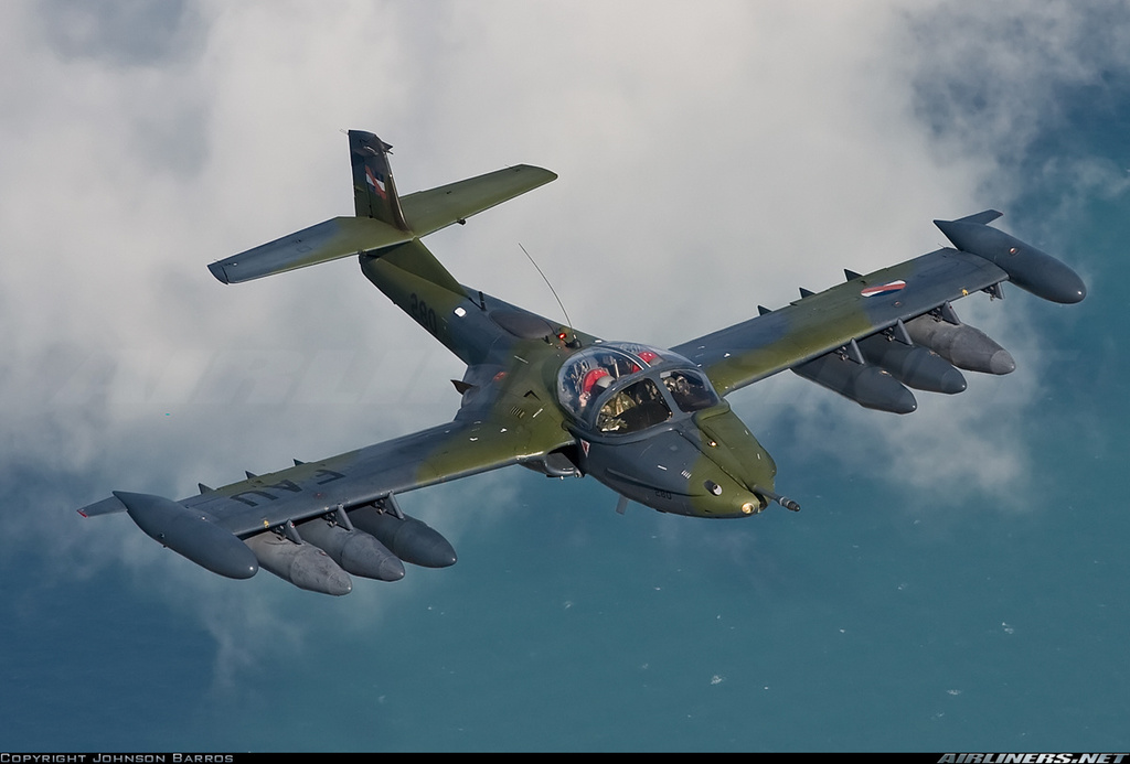 Dragonfly (A-37) Light Attack Aircraft