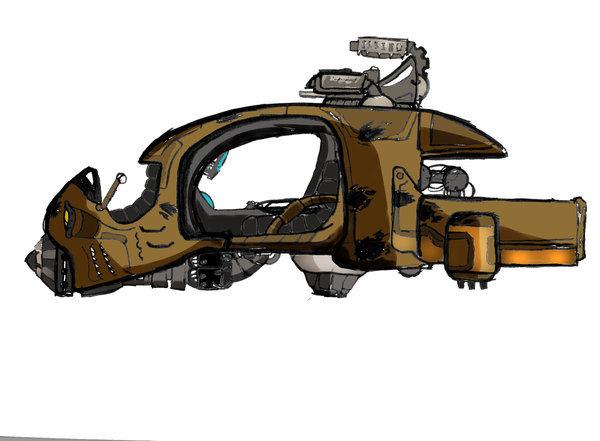 Xergo Motors Repulsor Truck