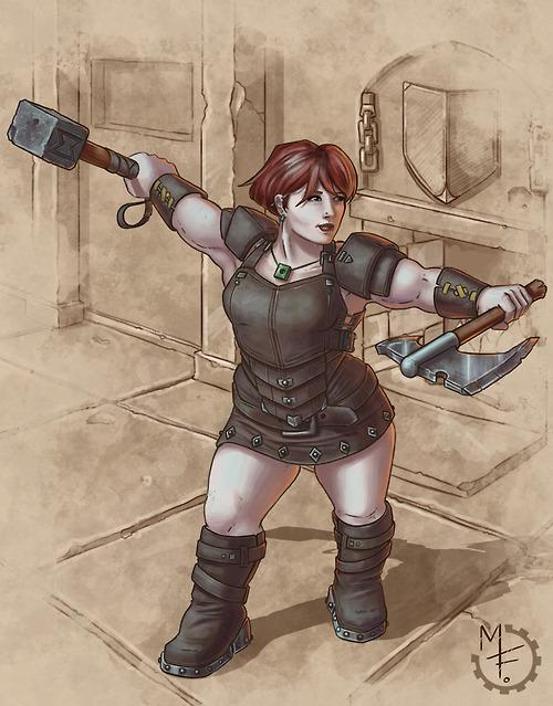 Bertha Wildhearth