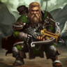 Rysak Ironblood, Ranger 1st Class