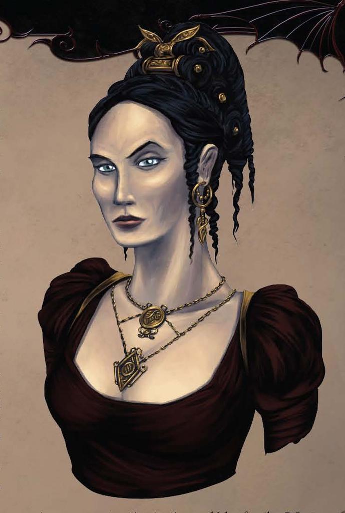 Duchess Vanya of Veryn