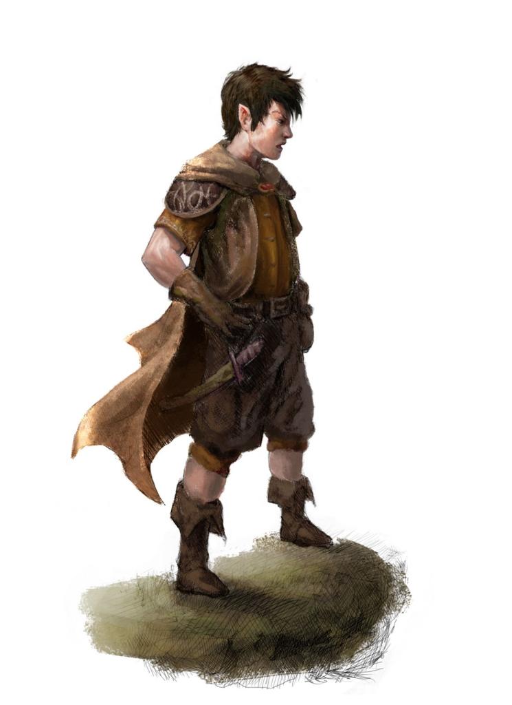 Stannor Thistlehair