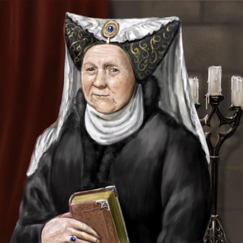 Iron Countess Marlene von Alptraum