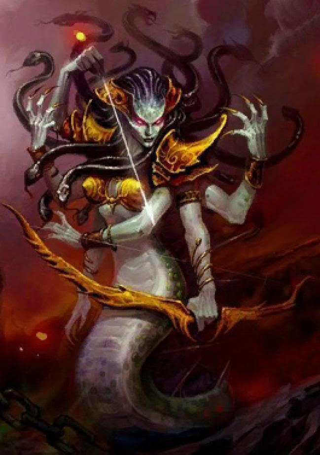Synthea the Gorgon