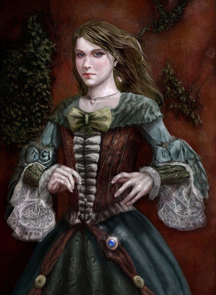 Lilya Haldenfrond