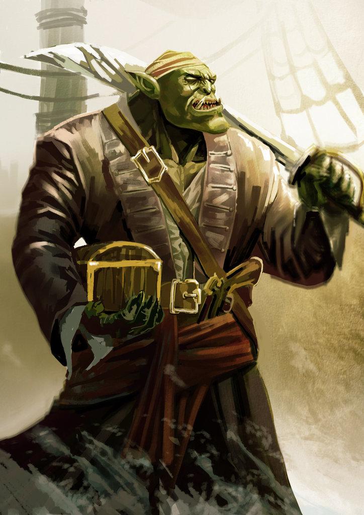 Captain Madish