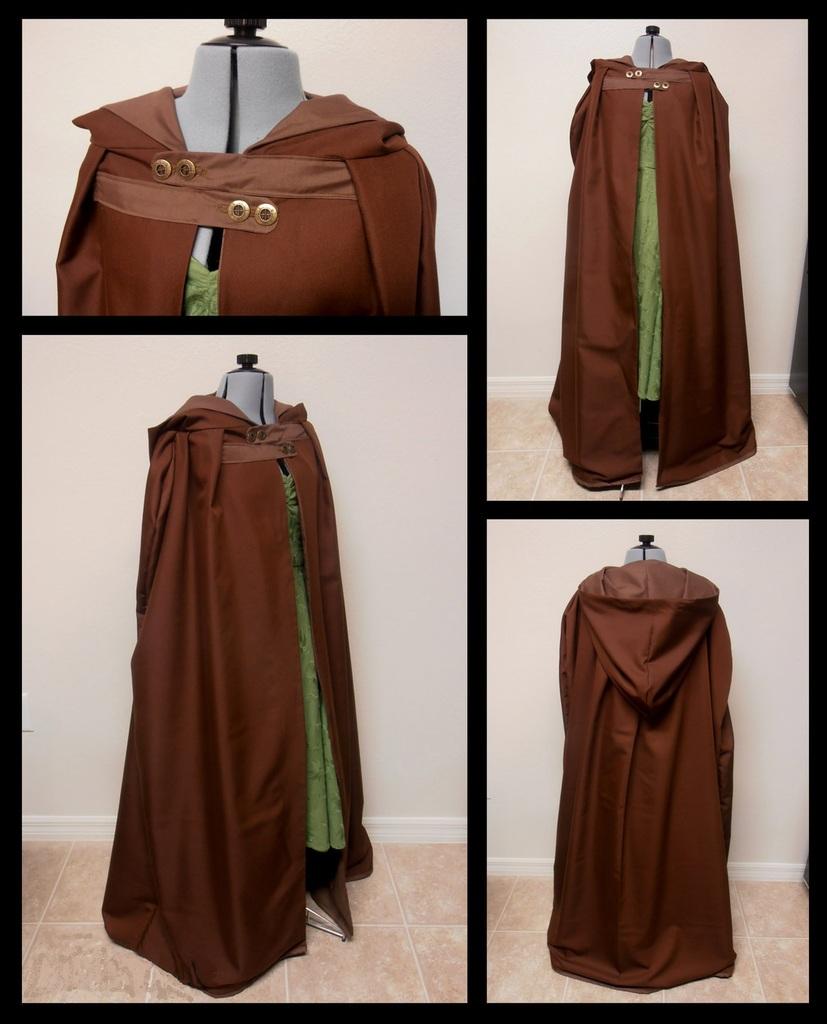 Cloak of the Mercy Saint