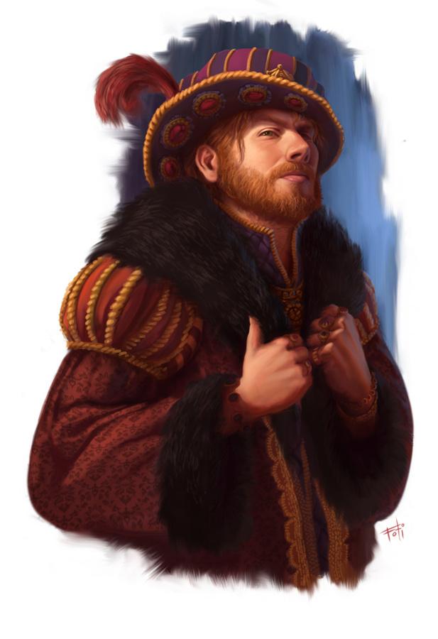 Lord Tywin Farenhall