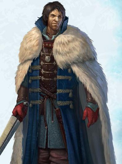 Sir Corliss Waybore