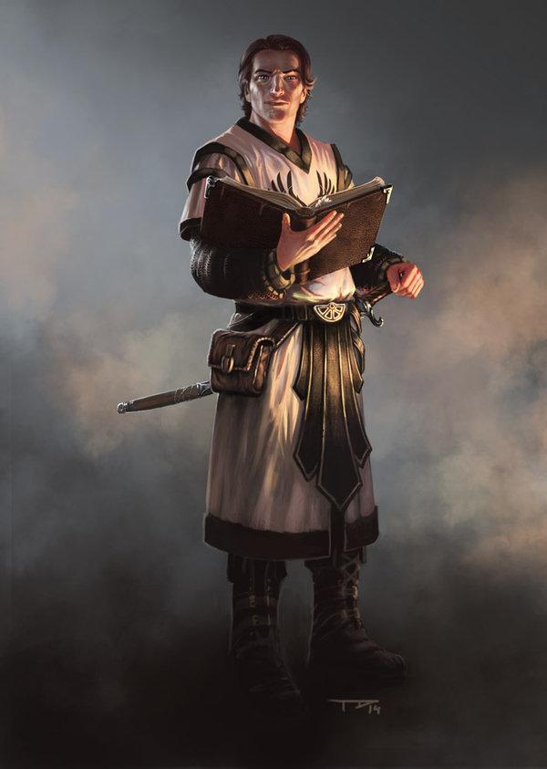Renwick, Cleric of Taryn