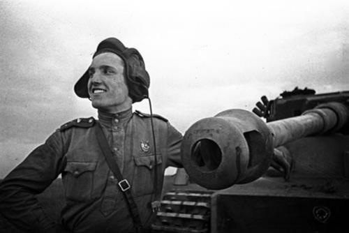 Efreitor (Corporal) Alexei Klutrova