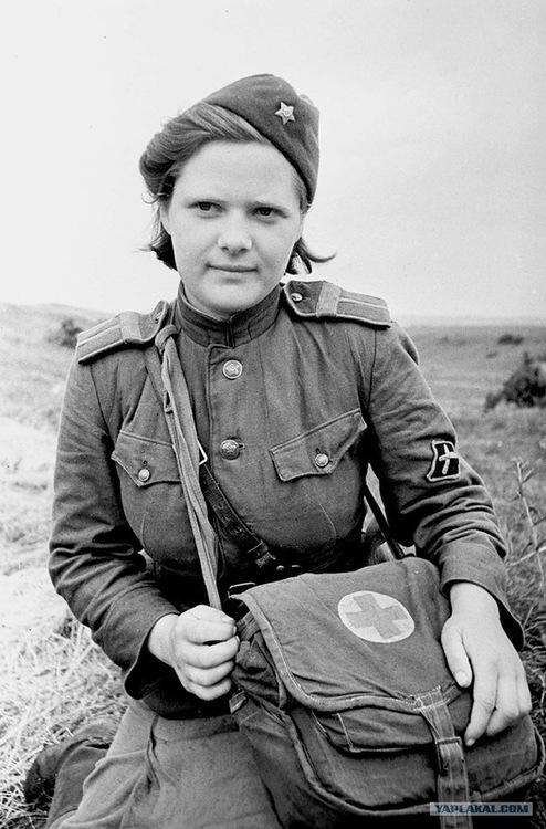 Ryadovoy (Private) Anastasija Kayakova