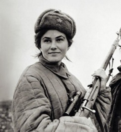 Ryadovoy (Private) Stephania Plushenko