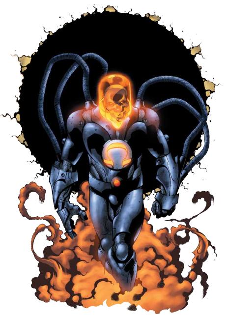 Omega Destroyer of Worlds