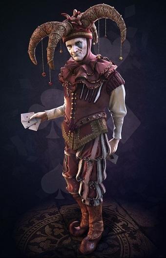 Jacamo Shadowblade