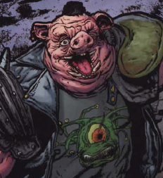 Boar the Porker