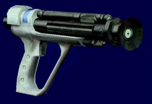 Ion Gun Pistol