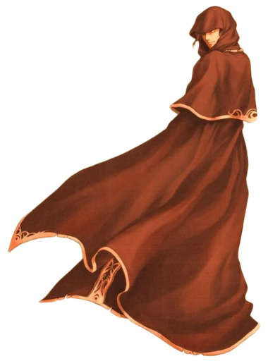 The Prophet [in stasis]