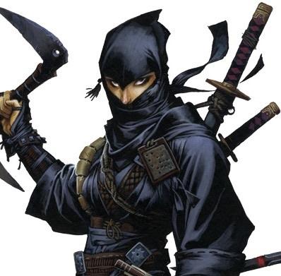 死の影 (Shinokage)