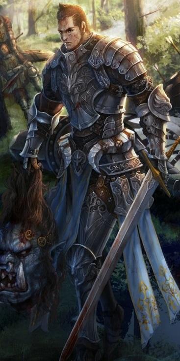 Ulvin Silverblade