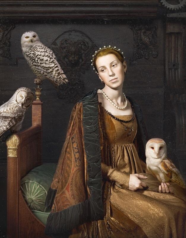 Countess Selena von Kusch (död)