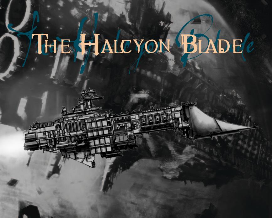 Starship: Halcyon Blade