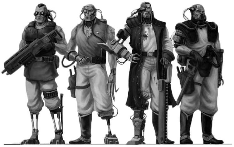 Special Arcadia Servicemen ( S.A.S )