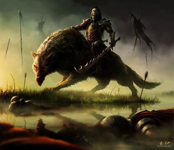 Orc King Krug
