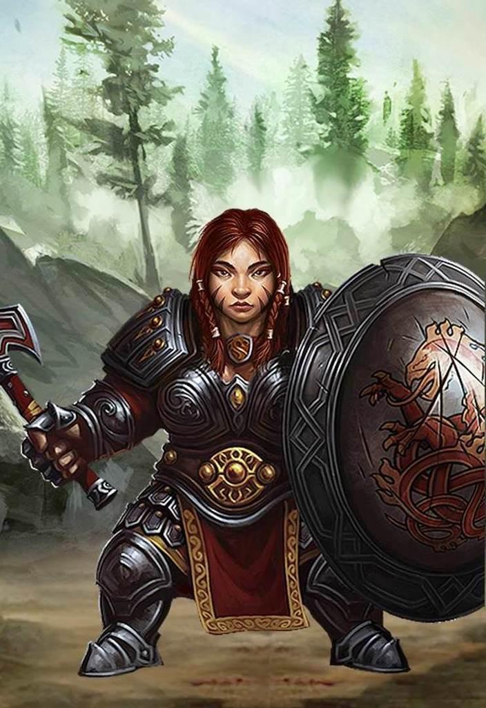 Allia of Clan Belegost