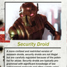 Security Droid