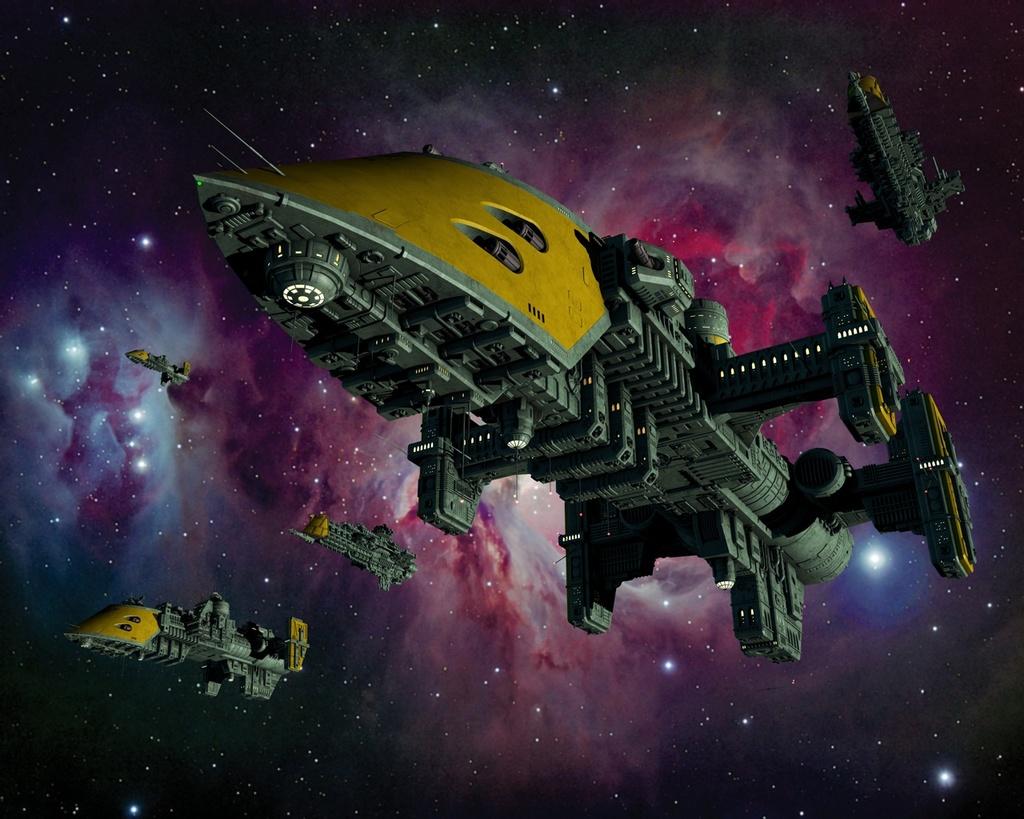 Starship: Dark Portent