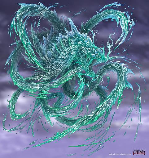 Fathomer Water Serpent